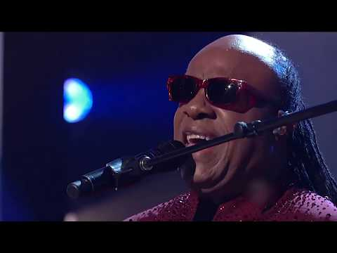 Stevie Wonder  -  We Can Work It Out (Tribute to The Beatles, 2014), 720p, HQ audio