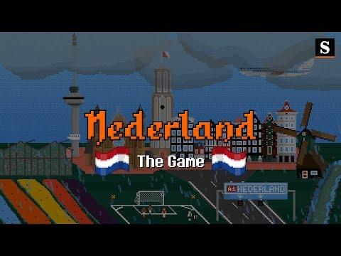 Nederland - The Game (trailer)