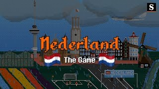 Nederland - The Game (trailer)