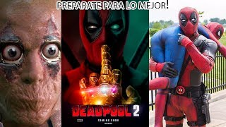TOP 5 momentos EMOTIVOS de DeadPool 2