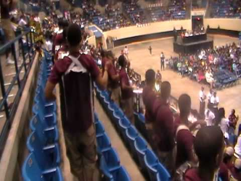 Carver High School Drumline Playing Roots ( Bama State Version).MOD