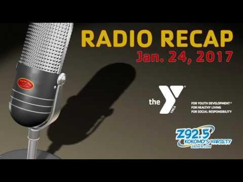 Jan 24, 2017 Radio Recap - Volunteer & Mentoring Appreciation