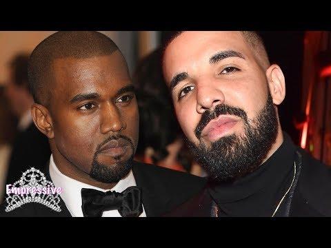 Drake disses Kanye West again! Why does Drake dislike Kanye?