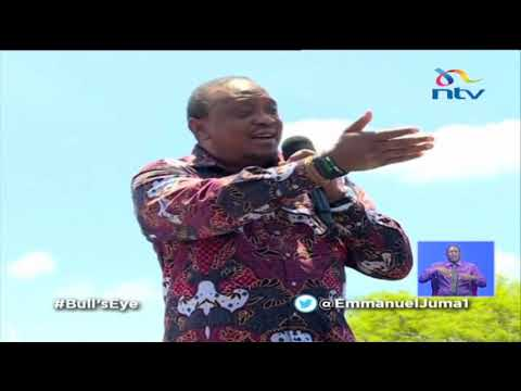 DP Ruto's chicken and Murkomen's ugali || Bull's Eye