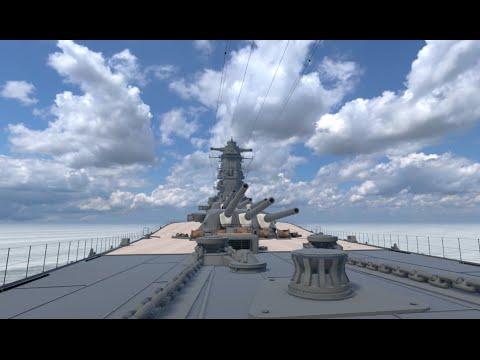 【ゆっくりVR】戦艦大和VR復元計画Demo