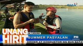 Unang Hirit: 2-in-1 summer pasyalan sa Calamba, Laguna, ibinida ng #Juanchoyce