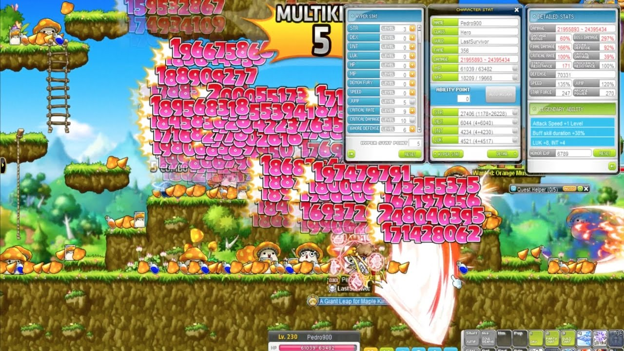 maplestory gms version