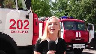 Воры и  пожарные Балашихи ставят рекорды по количеству краж в России