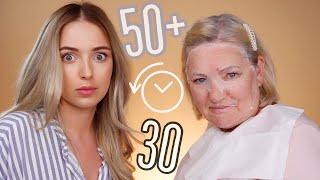 JAK Z 50 ZROBIĆ 30?! ODMŁADZAJĄCY MAKIJAŻ ROZŚWIETLAJĄCY DLA PAŃ 50+