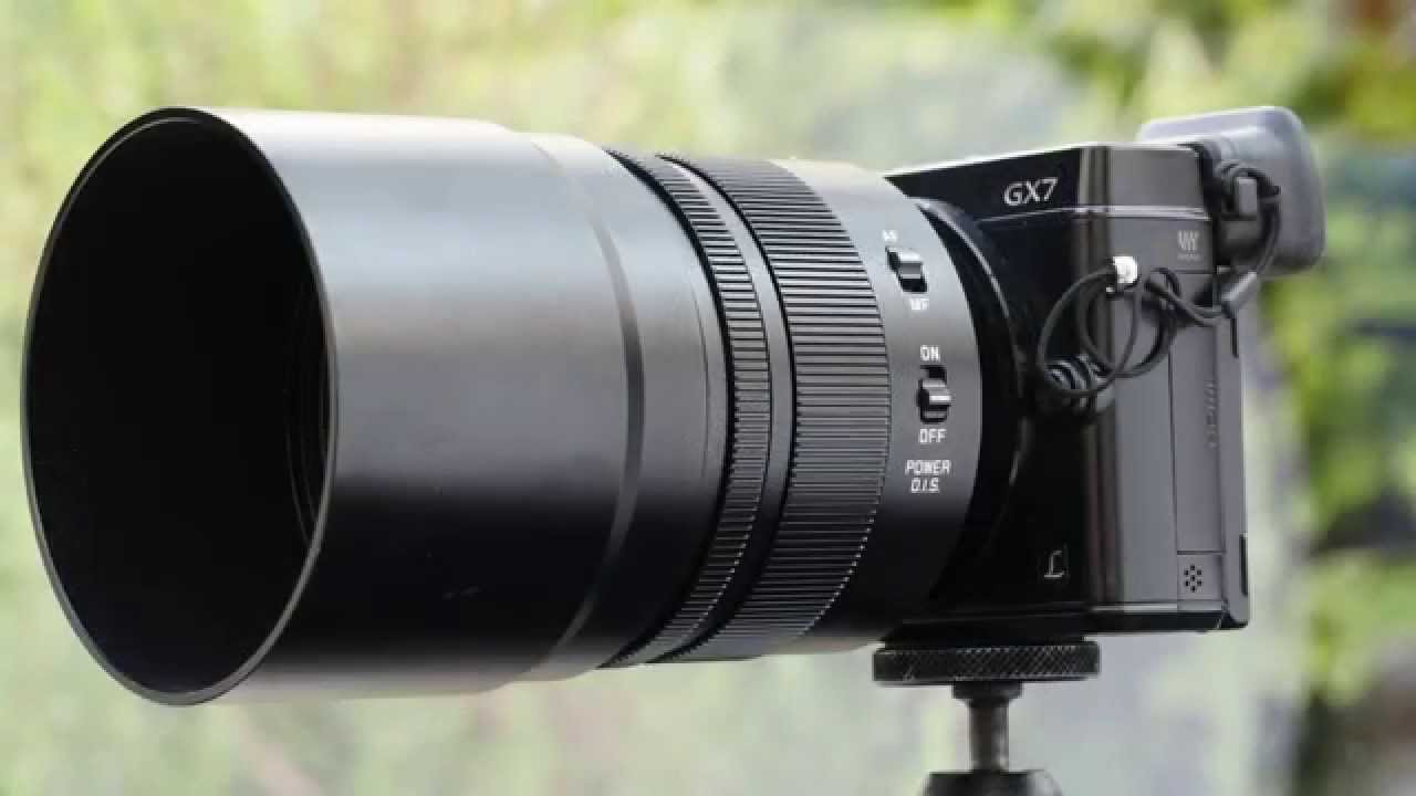 Panasonic 42 5mm Lumix G Leica Dg Nocticron 425mm F 12 Asph