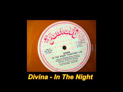Divina - In The Night (Dance Mix)