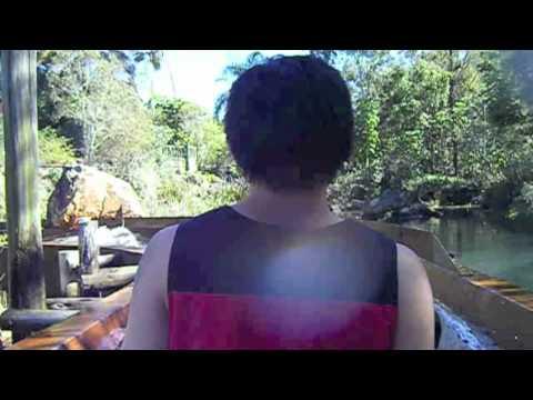 Dream World - log ride - wet