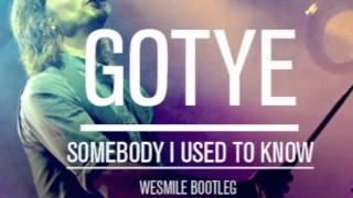 Gotye - Somebody I Used to Know (WeSmile
