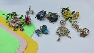 ✔🌸💍💎#бижутерия #207💎💍 🌸AliExpress🌸 🌸 Jewelry from China🌸 Jewelry with Aliexpress 🌸