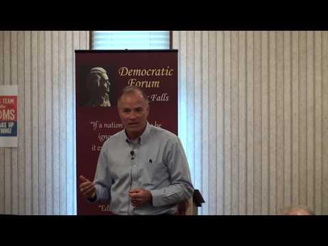 2017-06-30 Tim Bjorkman at Dem Forum