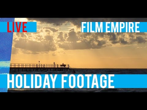 Editing Holiday Footage from Sweden - LIVE