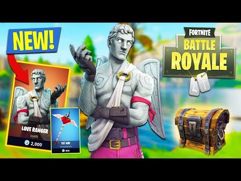 NEW UPDATE!! *VALENTINE'S DAY SPECIAL* // 9,200+ KILLS // 528+ WINS (Fortnite Battle Royale) thumbnail