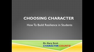 How to Build Resilience in Students