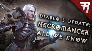 New info: Diablo 3 Necromancer (Dev Q&A)