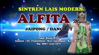 "KEMBANG JAE LAOS - SENI SINTREN LAIS MODERN "" ALFITA MUSIC """