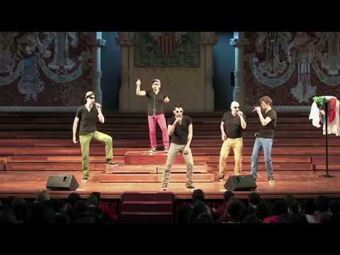 Les músiques del món. Palau de la Música Catalana
