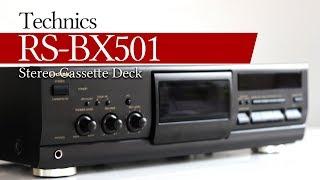 Technics RX-BX501 Cassette Deck