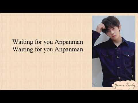 Free Download Bts (방탄소년단) - Anpanman (easy Lyrics) Mp3 dan Mp4