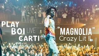 PlayBoiCarti Performs Hit Song 'Magnolia'