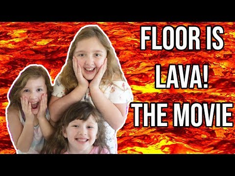 Floor Is LAVA The MOVIE!