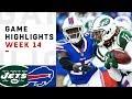 Jets vs. Bills Week 14 Highlights | NFL 2018