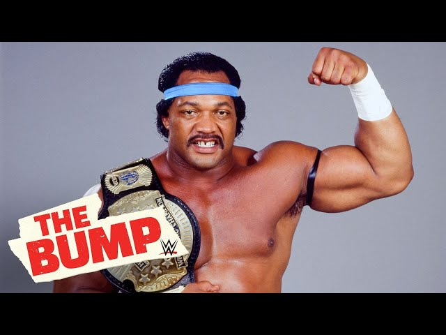 Ron Simmons on his historic World Title win: WWE's The Bump, Feb. 24, 2021