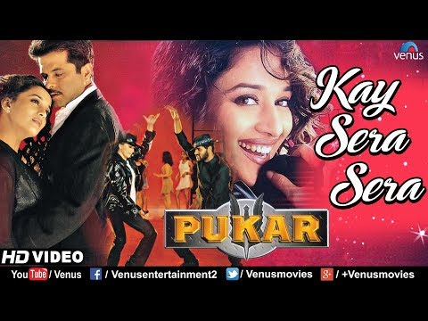 Kay Sera Sera - HD VIDEO SONG | Madhuri Dixit | Prabhu Deva | A R Rahman | Pukar |Bollywood Hit Song