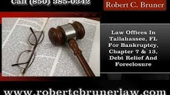 Lawyer in Tallahassee - Robert Bruner Attorney