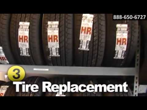Wheel and Tire Shop for Toyota Tire Size Collinsville Tulsa OK