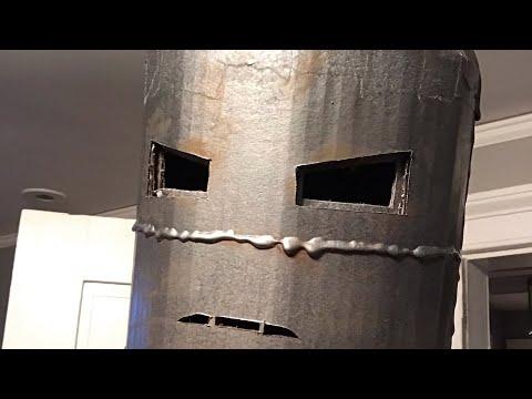DIY Iron Man Mk 1 Helmet