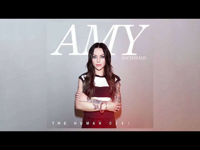 Amy Macdonald - The Human Demands - The New Album Out 30th October