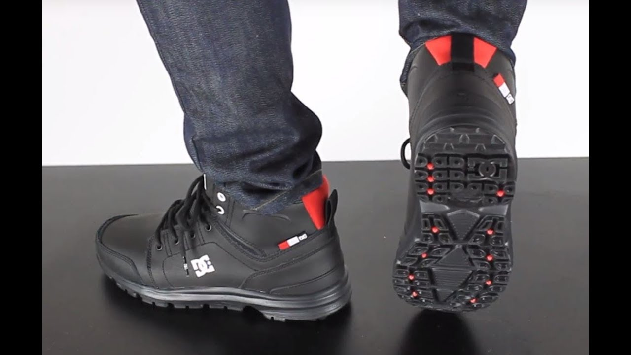 d616cc11a2f DC TORSTEIN black athletic red white
