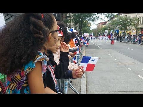 Live Panama Parade 2018