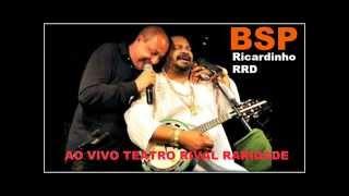 Arlindo Cruz e Sombrinha Ao Vivo Teatro Rival Raridade BSP