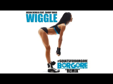 Jason Derulo - Wiggle (Borgore Remix) [Free Download]