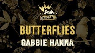 Gabbie Hanna - Butterflies (Karaoke Version) SINGING QUEEN