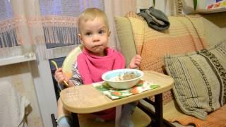видео Ребенок 5 месяцев не интересуется игрушками