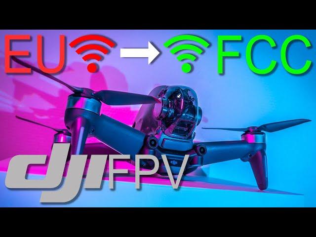 DJI FPV | B3YOND, un hack FCC gratuit et hyper simple !