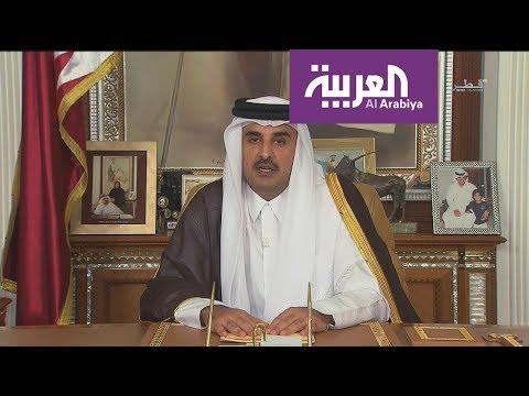 التناقض وإنكار الواقع سمتان بارزتان لخطاب أمير قطر  - نشر قبل 2 ساعة