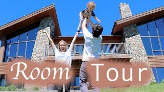 vacation condo tour   flathead lake mt