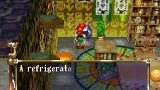 Azure Dreams Game Sample - Playstation