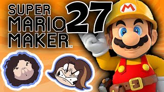 Super Mario Maker: Real Nice Star Action! - PART 27 - Game Grumps