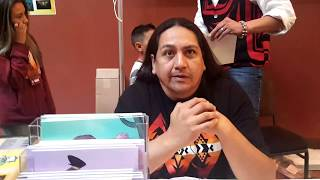 Indigenous Comic Con 2017 - Isleta Resort & Casino | Jonathan EagleSpeaker Author