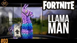 Get a better llama in Fortnite gameplay series part 3
