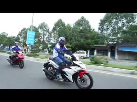 Hành Trình Trải Nghiệm Yamaha Exciter 150 Với Cung đường Nha Trang - Đà Lạt